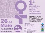 1ª Conferência de Saúde das Mulheres