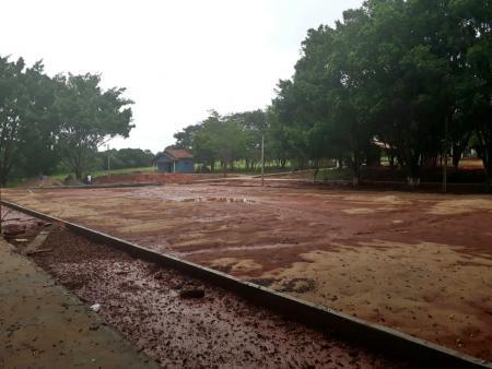 Balneário Barrinha recebe obras de revitalização