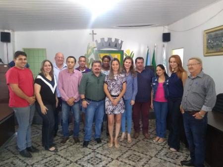 Representantes do Fórum Regional Caminho dos Ipês se reúnem em Corguinho