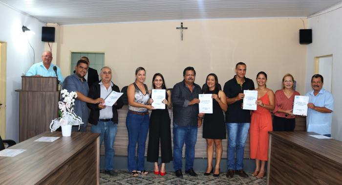 Novo Conselheiros Tutelares tomam posse em Corguinho