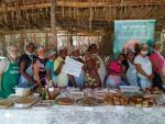 Curso de processamento de banana na Comunidade Furnas do Boa Sorte