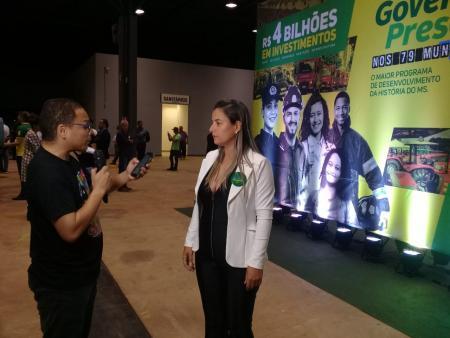 Corguinho participa do Programa Governo Presente