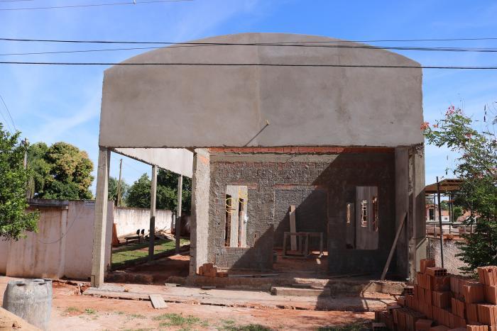 Reforma e ampliação da Capela Municipal
