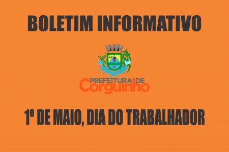 Boletim Informativo da Prefeitura de Corguinho