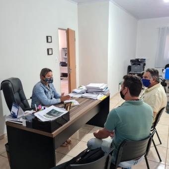Corguinho recebe cooperativa que trará geração de emprego e renda para o municipio