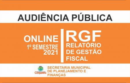 Audiência Pública RGF