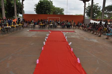 Prefeitura e Secretaria de educação realizam comemoração de dia das crianças nas escolas municipais